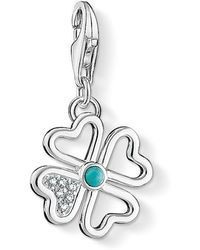 Thomas Sabo - Charm Club Four-leaf Clover Charm - Lyst