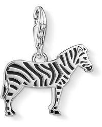 Thomas Sabo - Charm Club Zebra Charm - Lyst