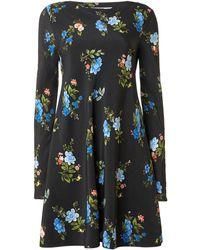 Sportmax Code | Nettare Floral Ls Dress | Lyst