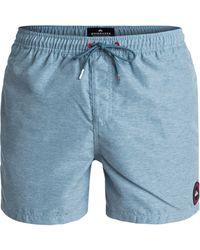 Quiksilver - Men's Everyday 15 Beach Shorts - Lyst
