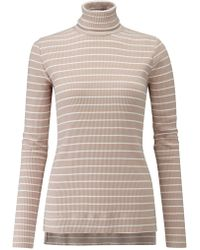 Henri Lloyd - Natasha Funnel Neck Top - Lyst