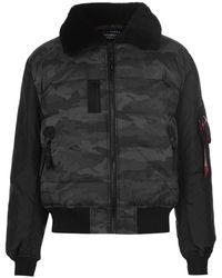 Alpha Industries Padded Jacket - Black