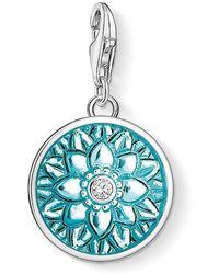 Thomas Sabo - Charm Club Mandala Flower Charm - Lyst
