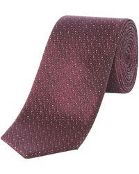 Kenneth Cole - Quinn Micro Dobby Silk Tie - Lyst