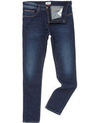 Tommy Hilfiger - Steve Slim Tapered Jeans - Lyst