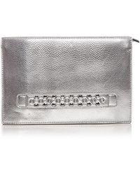 Moda In Pelle - Islaclutch Matchmate Handbag - Lyst