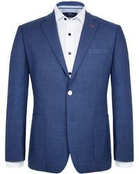 Paul Costelloe - Men's Donahue Wool Basket Weave Jacket - Lyst