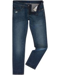 Pepe Jeans - Men's Hatch Pepe Mens Denim Jeans - Lyst