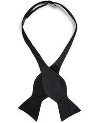 Paul Costelloe - Balfour Self Tie Silk Bow Tie - Lyst