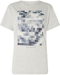 Pepe Jeans - Men's Jankel Teepepe Short Sleeve T-shirt - Lyst