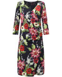 James Lakeland - Wrap Dress - Lyst