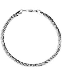 Azendi - Five-strand Rope Bracelet - Lyst