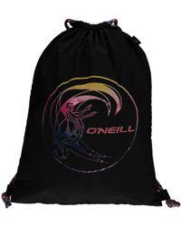 O'neill Sportswear - Bm Gym Sack - Lyst