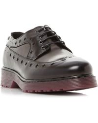 Tommy Hilfiger | Lotta 1a Star Cleated Brogue Shoes | Lyst