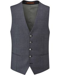 Skopes | Braeaside Wool Blend Suit Waistcoat | Lyst