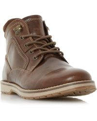 Howick | Caribou Ski Hook Lace Up Boots | Lyst