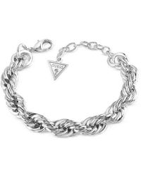 Guess | Dream Girl Chain Bracelet | Lyst