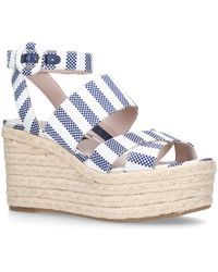Nine West - Kushala In Blue Other - Lyst