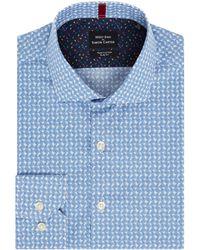 Simon Carter - Men's Paisley Print Shirt - Lyst