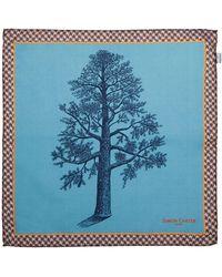 Simon Carter - Silk Tree Hankie - Lyst