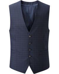 Skopes - Shields Wool Blend Waistcoat - Lyst