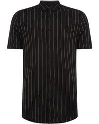 Label Lab - Men's Porter Stripe Ss Shirt - Lyst