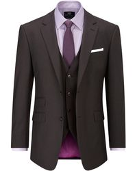 Skopes - Millard Wool Blend Suit Waistcoat - Lyst