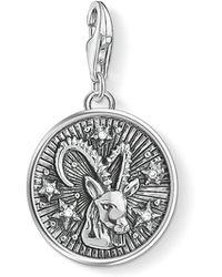 Thomas Sabo - Vintage Capricorn Zodiac Charm - Lyst