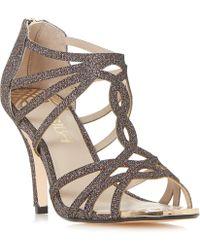 Biba - Melina Lasercut Dressy Sandals - Lyst