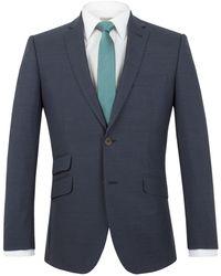 Racing Green | Men's Ward Puppytooth Tailored Jacket | Lyst