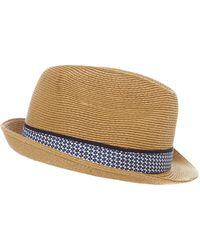 Ted Baker - Frise Fedora Hat - Lyst