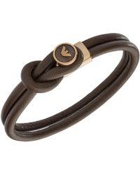Emporio Armani - Egs2213251 Mens Bracelet - Lyst