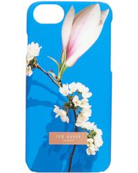 Ted Baker - Coffee Harmony Iphone 8 Clip Case - Lyst