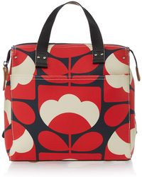 Orla Kiely - Spring Bloom Small Backpack - Lyst