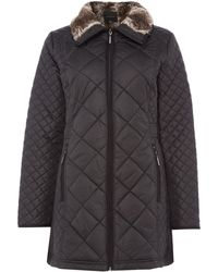 Weatherproof - City Walker With Ruched Side Panels - Lyst