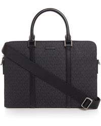Michael Kors - Jetset Double Zip Briefcase - Lyst