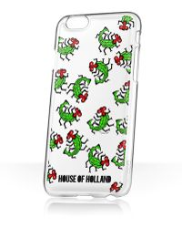 House of Holland - Hoh X Goo.ey Mini Green Bug Iphone6 - Lyst