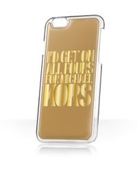 House of Holland - Kors Iphone 6/6s - Lyst