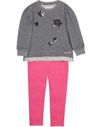 Hudson Jeans - Star Sequins Set, Size 2t-3t - Lyst
