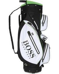 BOSS Green - Multifunctional Cart Bag: 'golf_cart' - Lyst
