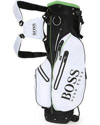 BOSS Green - Large Golf Bag: 'golf_stand' - Lyst