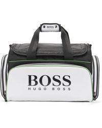 BOSS - Weekender In A Fabric Blend: 'golf_holdall' - Lyst