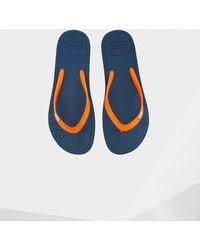 HUNTER - Original Flip Flop - Lyst