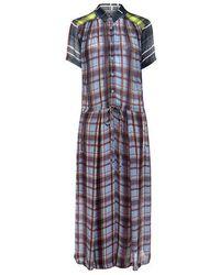 Preen Line - Flow Shirt Dress - Lyst