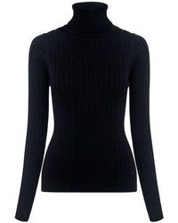 M.i.h Jeans - Casa Polo Turtleneck Sweater - Lyst