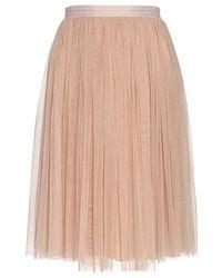 Needle & Thread - Tulle Knee Length Skirt - Lyst
