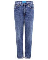 M.i.h Jeans - Linda Vintage Boyfriend Jeans - Lyst