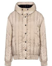 Carven - Oversized Puffer Jacket - Lyst