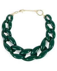 Diana Broussard - Nate Chain Necklace - Lyst