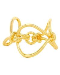 Giles & Brother - Cortina Loop Chain Bracelet - Lyst